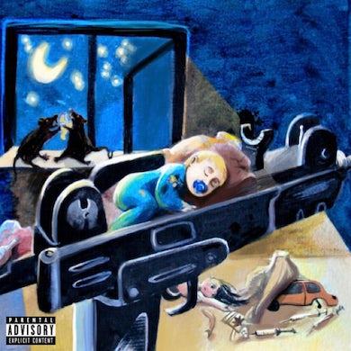 CRIMEAPPLE METRALLETA CD