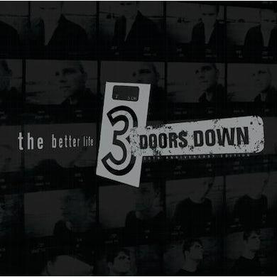 3 Doors Down BETTER LIFE (20TH ANNIVERSARY) CD