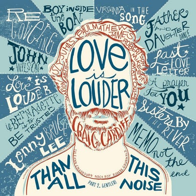 Craig Cardiff LOVE IS LOUDER (THAN ALL THIS NOISE) PT 2 CD