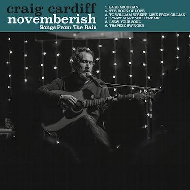 Craig Cardiff NOVEMBERISH (SONGS FROM THE RAIN) CD