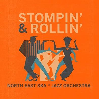 STOMPIN & ROLLIN Vinyl Record