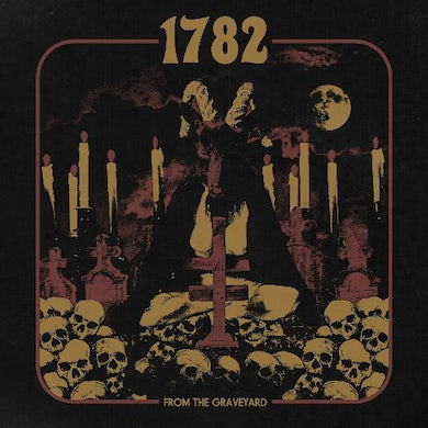 1782 FROM THE GRAVEYARD Vinyl Record