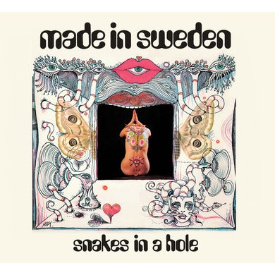 SNAKES IN A HOLE CD
