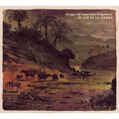Grupo De Expertos Sol Y Nieve EJE DE LA TIERRA Vinyl Record