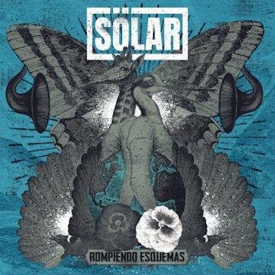 Solar ROMPIENDO ESQUEMAS Vinyl Record