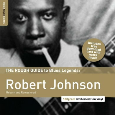 ROUGH GUIDE TO BLUES LEGENDS: ROBERT JOHNSON Vinyl Record