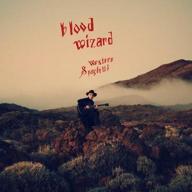 Blood Wizard WESTERN SPAGHETTI Vinyl Record