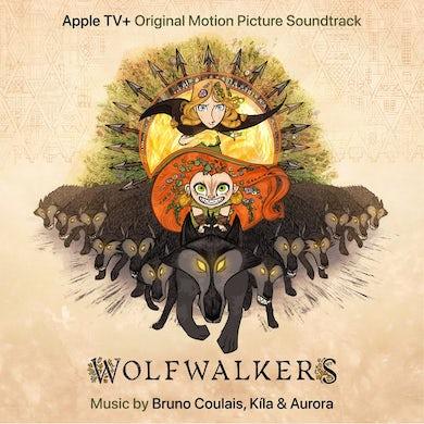 Bruno Coulais / Kila / Aurora WOLFWALKERS / Original Soundtrack Vinyl Record