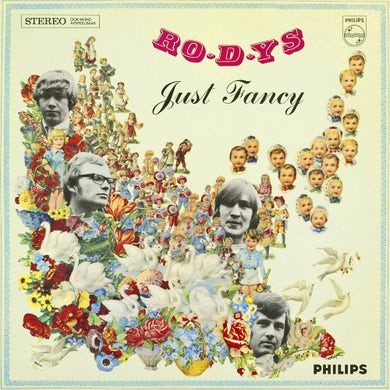 Ro-D-Ys JUST FANCY (LIMITED/RED VINYL/180G/NUMBERED/IMPORT) Vinyl Record