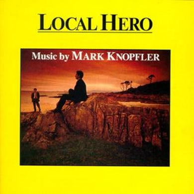 Mark Knopfler LOCAL HERO Vinyl Record