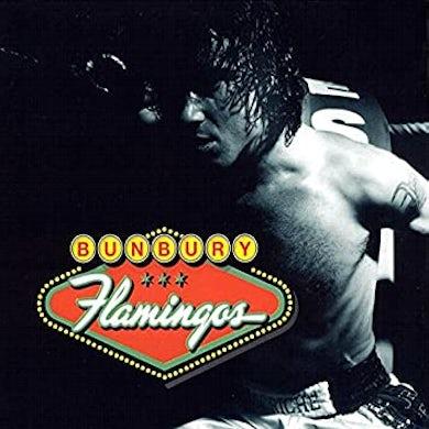 Bunbury FLAMINGOS Vinyl Record