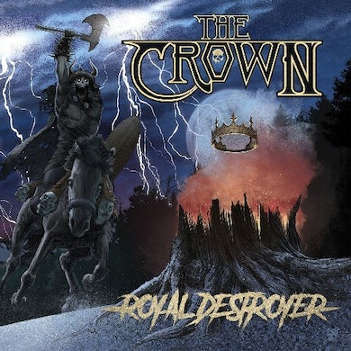 Crown ROYAL DESTROYER Vinyl Record