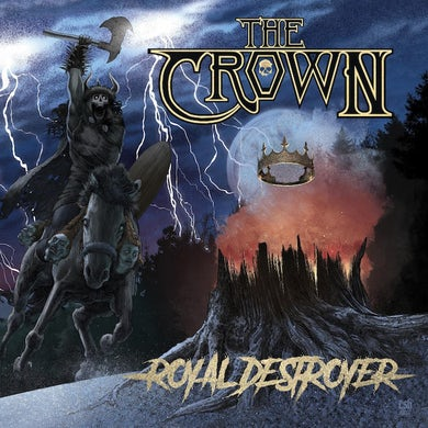 Crown ROYAL DESTROYER CD