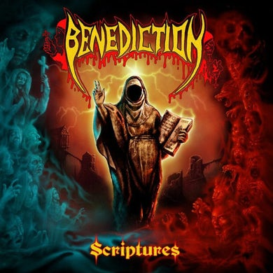 Benediction SCRIPTURES (CLEAR VINYL) Vinyl Record