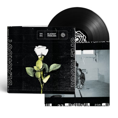 Blackout Problems DARK Vinyl Record