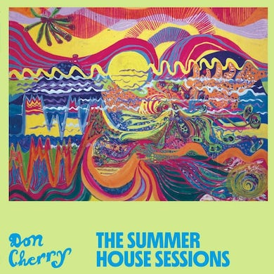 SUMMER HOUSE SESSIONS Vinyl Record