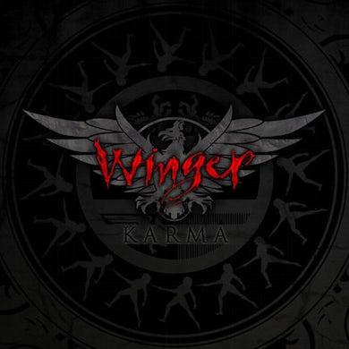 Winger KARMA CD