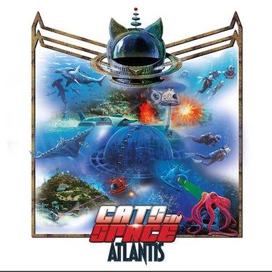 ATLANTIS Vinyl Record