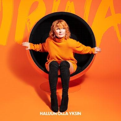 Irina HALUUN OLLA YKSIN CD
