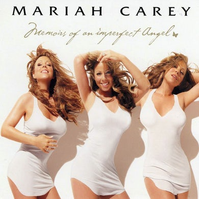 Mariah Carey MEMOIRS OF AN IMPERFECT ANGEL Vinyl Record