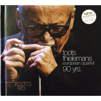 Toots Thielemans 90 YRS CD