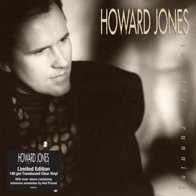 Howard Jones IN THE RUNNING Vinyl Record
