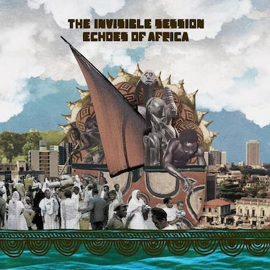 Invisible Session ECHOES OF AFRICA Vinyl Record