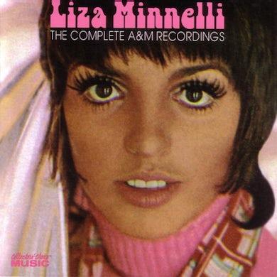 Liza Minnelli COMPLETE A & M RECORDINGS CD