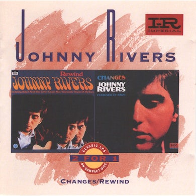 Johnny Rivers CHANGES / REWIND CD