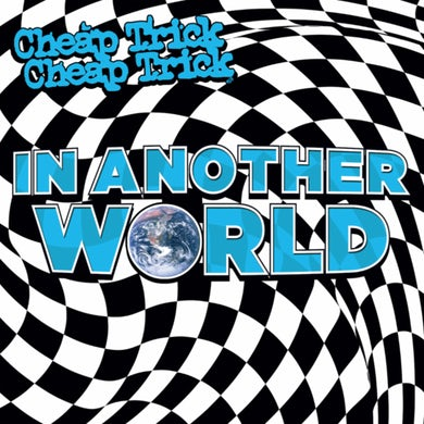 Cheap Trick IN ANOTHER WORLD Vinyl Record