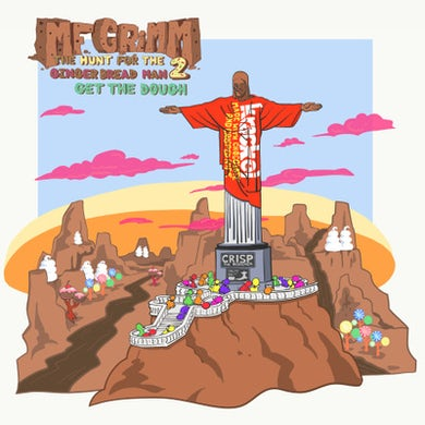 Mf Grimm HUNT FOR THE GINGERBREAD MAN 2: THE DOUGH Vinyl Record