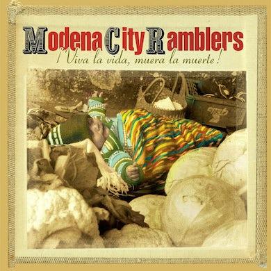 Modena City Ramblers VIVA LA VIDA MUERA LA MUERTE Vinyl Record