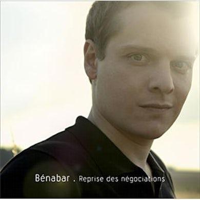 Benabar REPRISE DES NEGOCIATIONS Vinyl Record