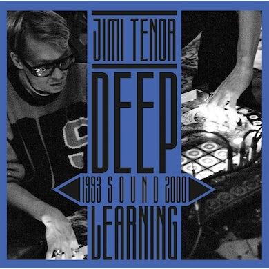Jimi Tenor/Tony Allen DEEP SOUND LEARNING (1993-2000) Vinyl Record