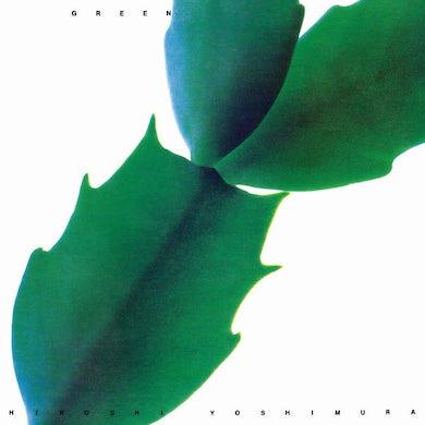 Hiroshi Yoshimura GREEN Vinyl Record
