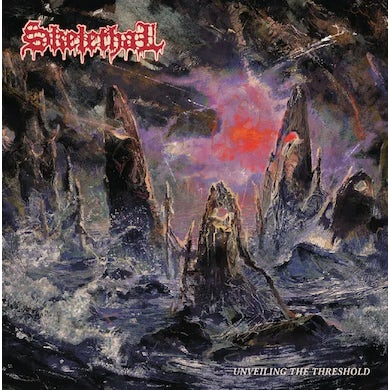 Skelethal UNVEILING THE THRESHOLD Vinyl Record
