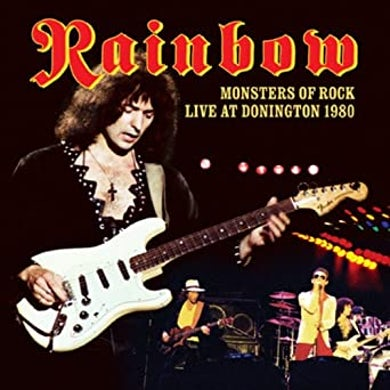 Rainbow MONSTERS OF ROCK - LIVE AT DONINGTON 1980 Vinyl Record