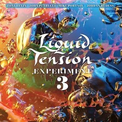 Liquid Tension Experiment LTE3 Vinyl Record