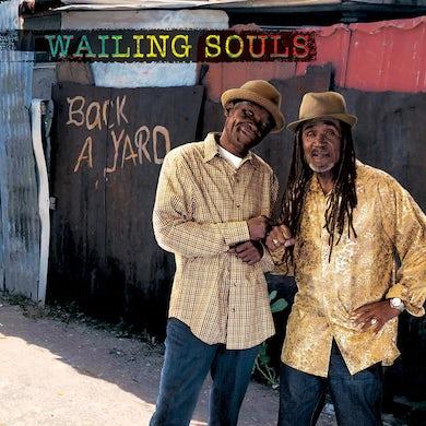 Wailing Souls BACK A YARD Vinyl Record