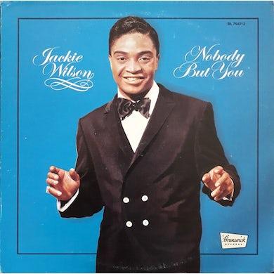 Jackie Wilson NOBODY BUT YOU Vinyl Record