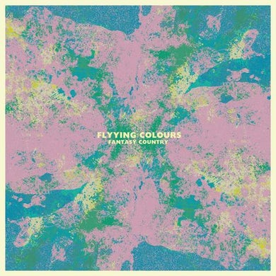 Flyying Colours FANTASY COUNTRY Vinyl Record