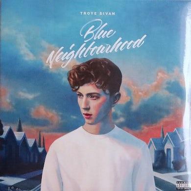 Troye Sivan BLUE NEIGHBOURHOOD Vinyl Record