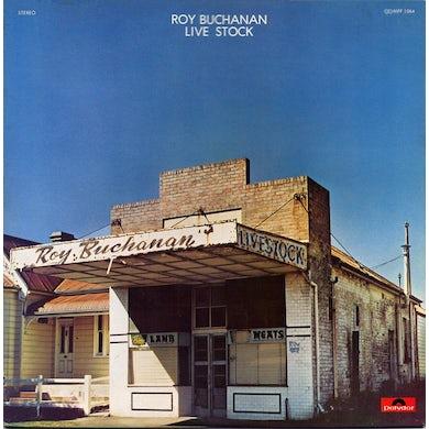 Roy Buchanan LIVE STOCK CD