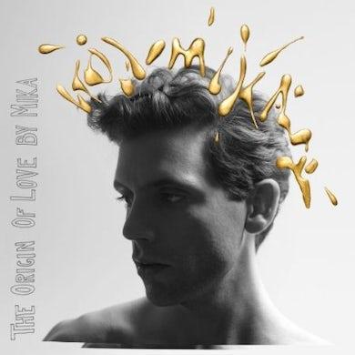Mika ORIGIN OF LOVE CD