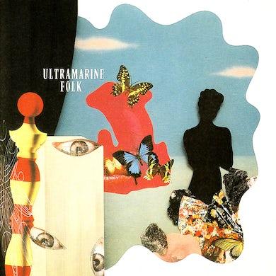 Ultramarine FOLK (30TH ANNIVERSARY EDITION) Vinyl Record