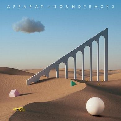 Apparat SOUNDTRACKS Vinyl Record