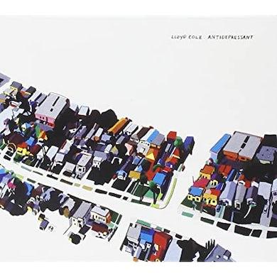 Lloyd Cole ANTIDEPRESSANT Vinyl Record
