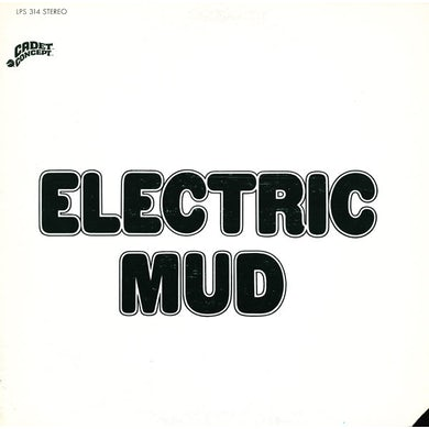 Muddy Waters ELECTRIC MUD Vinyl Record