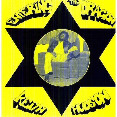 Keith Hudson ENTERING THE DRAGON Vinyl Record