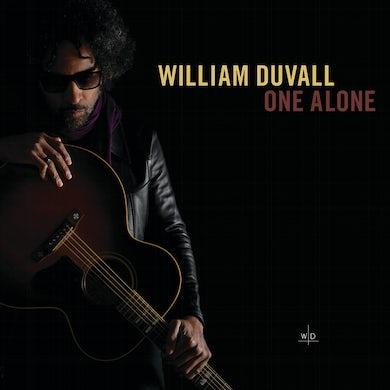 William Duvall ONE ALONE Vinyl Record